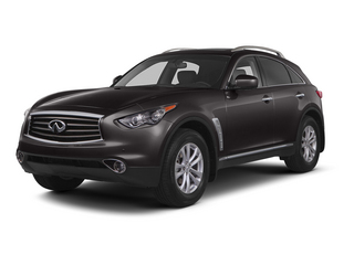 Midnight Mocha 2015 INFINITI QX70 Pictures QX70 Utility 4D 2WD V6 photos front view