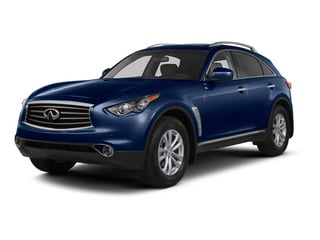 Iridium Blue 2015 INFINITI QX70 Pictures QX70 Utility 4D 2WD V6 photos front view