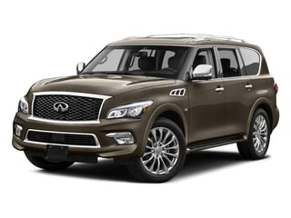 Mocha Almond 2015 INFINITI QX80 Pictures QX80 Utility 4D Limited AWD V8 photos front view