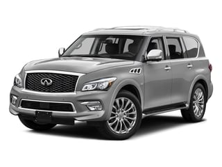 Liquid Platinum 2015 INFINITI QX80 Pictures QX80 Utility 4D AWD V8 photos front view