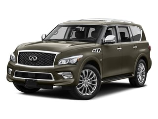 Smoky Quartz 2015 INFINITI QX80 Pictures QX80 Utility 4D AWD V8 photos front view