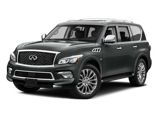Graphite Shadow 2015 INFINITI QX80 Pictures QX80 Utility 4D AWD V8 photos front view
