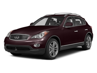 Midnight Garnet 2015 INFINITI QX50 Pictures QX50 Utility 4D 2WD V6 photos front view