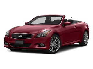 Venetian Ruby 2015 INFINITI Q60 Convertible Pictures Q60 Convertible Convertible 2D Sport V6 photos front view