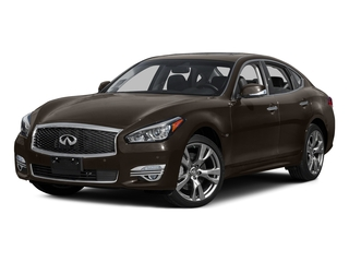 Chestnut Bronze 2015 INFINITI Q70 Pictures Q70 Sedan 4D AWD V6 photos front view