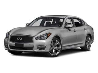 Liquid Platinum 2015 INFINITI Q70L Pictures Q70L Sedan 4D LWB AWD V8 photos front view