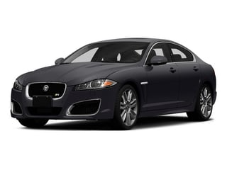 Stratus Gray Metallic 2015 Jaguar XF Pictures XF Sedan 4D XFR V8 Supercharged photos front view