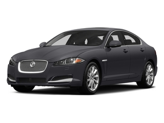 Stratus Gray Metallic 2015 Jaguar XF Pictures XF Sedan 4D V8 Supercharged photos front view
