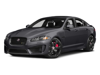Stratus Gray Metallic 2015 Jaguar XF Pictures XF Sedan 4D XFR-S V8 Supercharged photos front view