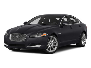Stratus Gray Metallic 2015 Jaguar XF Pictures XF Sedan 4D Sport V6 Supercharged photos front view