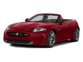 Italian Racing Red 2015 Jaguar XK Pictures XK Convertible 2D XKR-S V8 Supercharged photos front view
