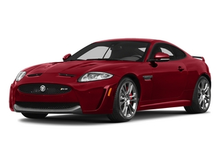 Italian Racing Red 2015 Jaguar XK Pictures XK Coupe 2D XKR-S V8 Supercharged photos front view