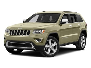 Cashmere Pearlcoat 2015 Jeep Grand Cherokee Pictures Grand Cherokee Utility 4D Limited 4WD photos front view