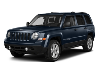 True Blue Pearlcoat 2015 Jeep Patriot Pictures Patriot Utility 4D Sport 2WD photos front view