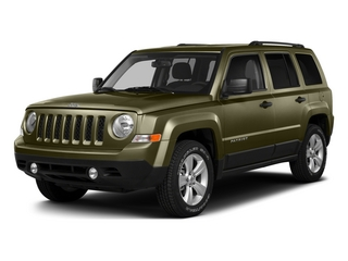 Eco Green Pearlcoat 2015 Jeep Patriot Pictures Patriot Utility 4D Sport 2WD photos front view