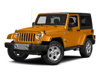 Sunset Orange Pearlcoat 2015 Jeep Wrangler Pictures Wrangler Utility 2D Sahara 4WD V6 photos front view