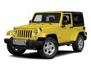 Baja Yellow Clearcoat 2015 Jeep Wrangler Pictures Wrangler Utility 2D Sahara 4WD V6 photos front view