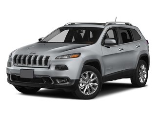 Billet Silver Metallic Clearcoat 2015 Jeep Cherokee Pictures Cherokee Utility 4D Latitude 4WD photos front view
