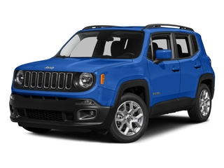 Sierra Blue 2015 Jeep Renegade Pictures Renegade Utility 4D Limited AWD I4 photos front view