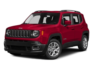 Colorado Red 2015 Jeep Renegade Pictures Renegade Utility 4D Limited AWD I4 photos front view