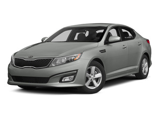 Titanium Silver 2015 Kia Optima Pictures Optima Sedan 4D SX I4 photos front view
