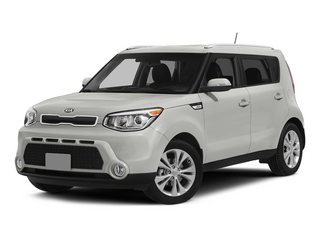 Clear White 2015 Kia Soul Pictures Soul Wagon 4D + I4 photos front view
