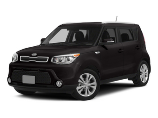 Shadow Black 2015 Kia Soul Pictures Soul Wagon 4D + I4 photos front view