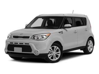 Bright Silver 2015 Kia Soul Pictures Soul Wagon 4D + I4 photos front view