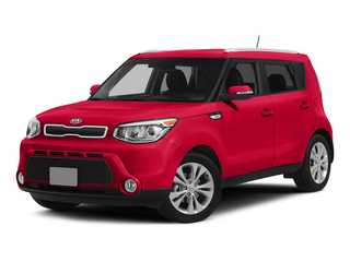 Inferno Red 2015 Kia Soul Pictures Soul Wagon 4D + I4 photos front view