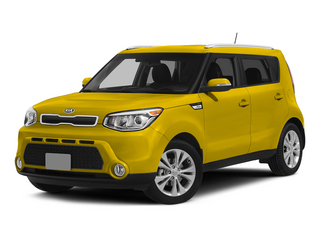 Solar Yellow 2015 Kia Soul Pictures Soul Wagon 4D + I4 photos front view