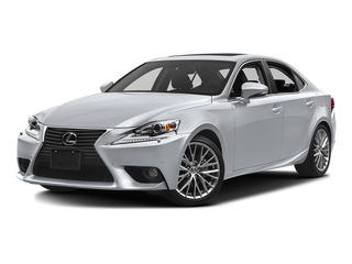 Ultra White 2015 Lexus IS 250 Pictures IS 250 Sedan 4D IS250 V6 photos front view