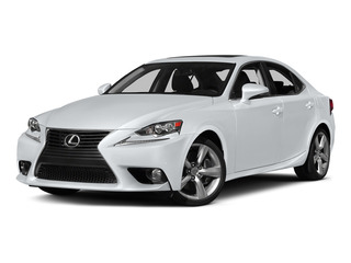 Ultra White 2015 Lexus IS 350 Pictures IS 350 Sedan 4D IS350 V6 photos front view