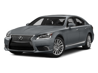 Nebula Gray Pearl 2015 Lexus LS 460 Pictures LS 460 Sedan 4D LS460 V8 photos front view