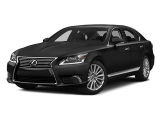 Obsidian 2015 Lexus LS 460 Pictures LS 460 Sedan 4D LS460 V8 photos front view