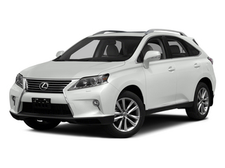 Starfire Pearl 2015 Lexus RX 350 Pictures RX 350 Utility 4D 2WD V6 photos front view