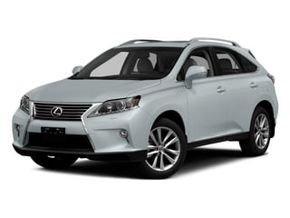 Silver Lining Metallic 2015 Lexus RX 350 Pictures RX 350 Utility 4D 2WD V6 photos front view