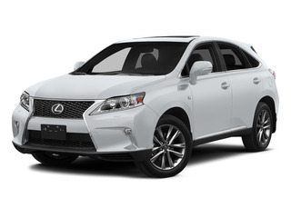 Ultra White 2015 Lexus RX 350 Pictures RX 350 Utility 4D AWD V6 photos front view