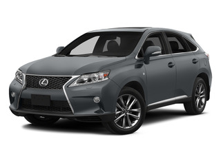 Nebula Gray Pearl 2015 Lexus RX 350 Pictures RX 350 Utility 4D AWD V6 photos front view