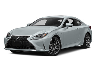 Silver Lining Metallic 2015 Lexus RC 350 Pictures RC 350 Coupe 2D RC350 V6 photos front view