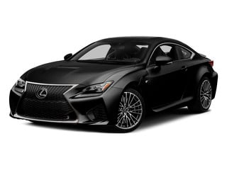 Obsidian 2015 Lexus RC F Pictures RC F Coupe 2D RC-F V8 photos front view