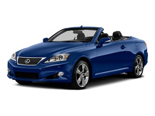 Ultrasonic Blue 2015 Lexus IS 350C Pictures IS 350C Convertible 2D IS350 V6 photos front view