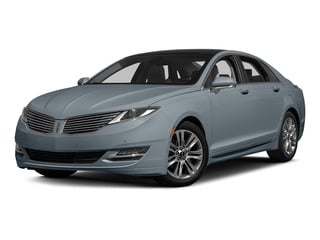 Luxe Metallic 2015 Lincoln MKZ Pictures MKZ Sedan 4D V6 photos front view