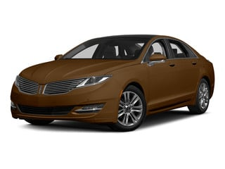 Bronze Fire Metallic Tinted Clearcoat 2015 Lincoln MKZ Pictures MKZ Sedan 4D V6 photos front view