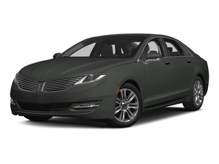 Magnetic Metallic 2015 Lincoln MKZ Pictures MKZ Sedan 4D V6 photos front view