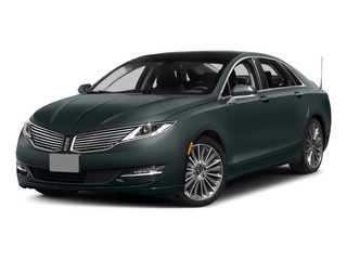 Guard Metallic 2015 Lincoln MKZ Pictures MKZ Sedan 4D I4 Hybrid photos front view