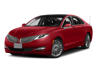 Ruby Red Metallic Tinted Clearcoat 2015 Lincoln MKZ Pictures MKZ Sedan 4D I4 Hybrid photos front view