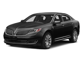 Tuxedo Black 2015 Lincoln MKS Pictures MKS Sedan 4D V6 photos front view