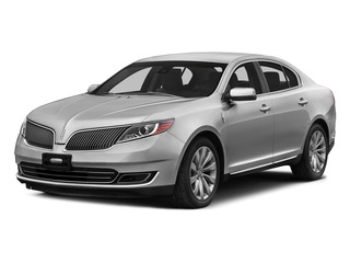 Ingot Silver Metallic 2015 Lincoln MKS Pictures MKS Sedan 4D V6 photos front view