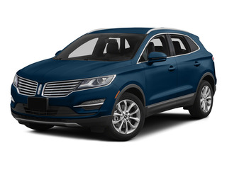 Midnight Sapphire Metallic 2015 Lincoln MKC Pictures MKC Utility 4D Select AWD I4 Turbo photos front view