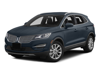 Smoked Quartz Metallic Tinted Clearcoat 2015 Lincoln MKC Pictures MKC Utility 4D Select AWD I4 Turbo photos front view